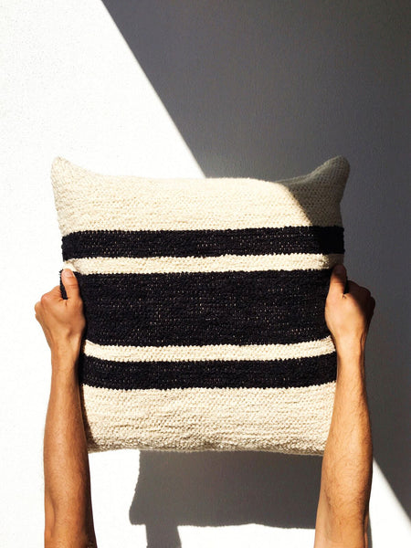 Casa Cubista - Cushion Center Stripe - 2 Colours