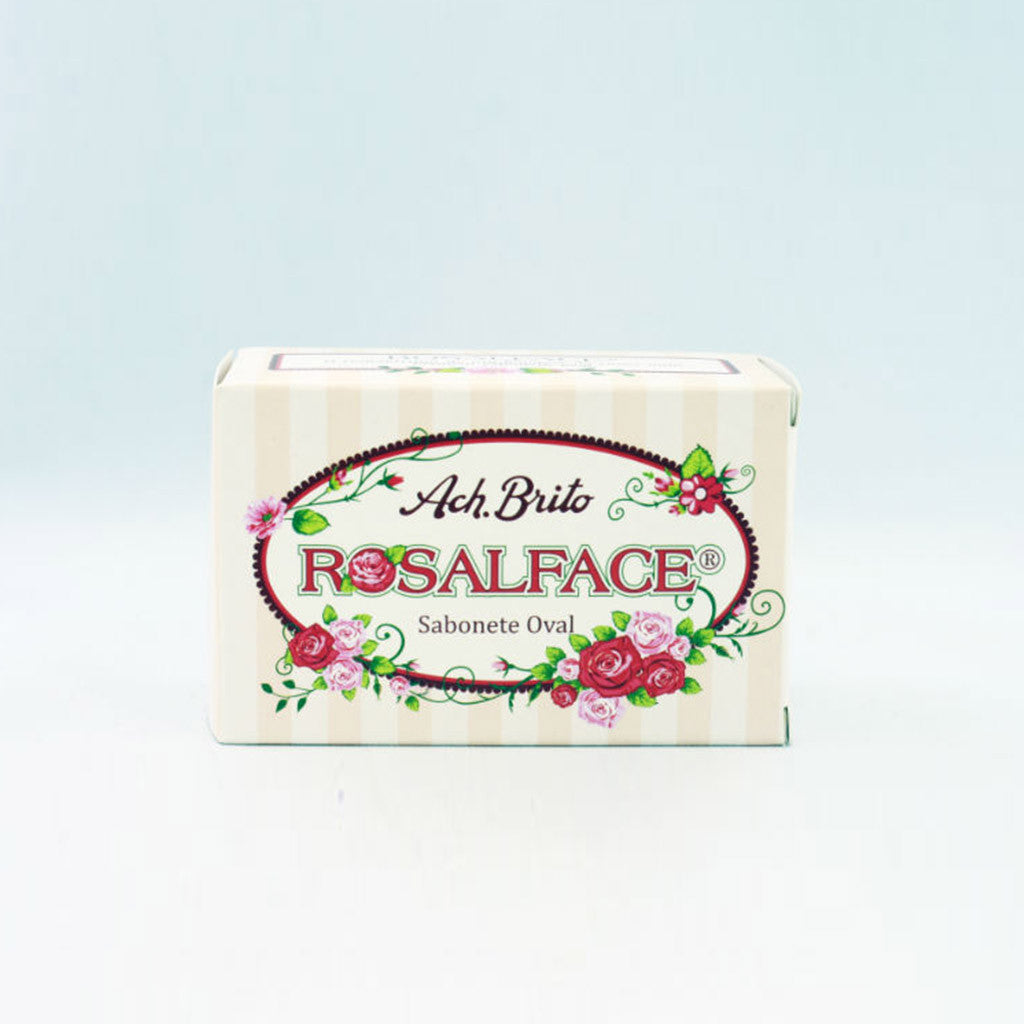Ach Brito - Oval Soap 150g - 2 Scents