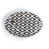 Portugal Gifts - Losango Oval platter - 2 Sizes