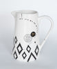 Portugal Gifts - Hand Painted Ceramic Pitcher various - patterns