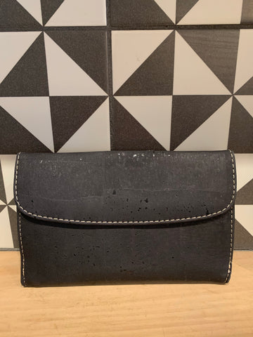 Rok Cork - Black Wallet