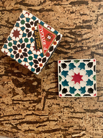 Portugal Gifts - Mosaic Coasters - 2 Options