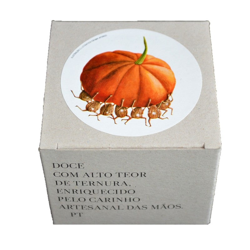 Jose Gourmet - Pumpkin with Nuts Jam - 250ml