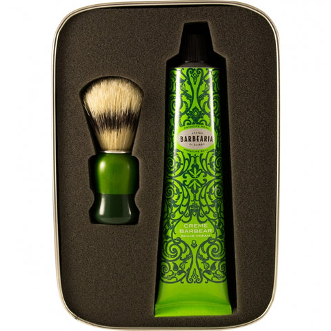 antiga barbearia - Principe Reap gift set, Shaving cream & Shaving Brush