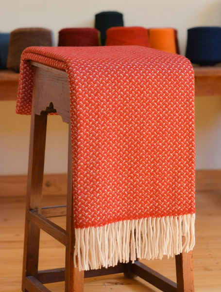 Chicoração  - 100% Wool Blanket - Various Patterns/Colours