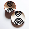 Casa Cubista - Bold Pattern Mini Plates - Various Patterns
