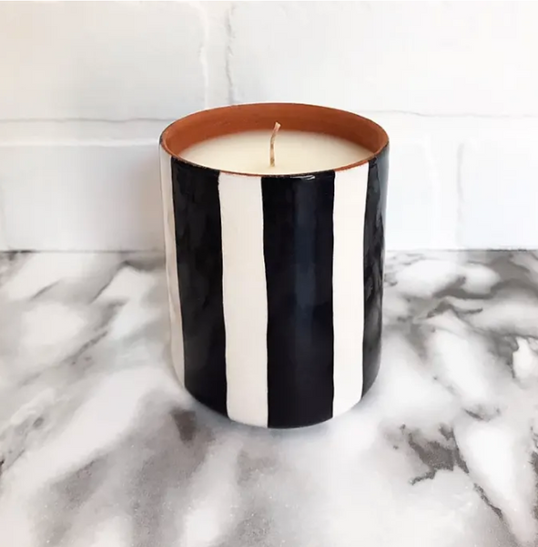 Casa Cubista - Almond Blossom Scented Candle