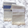 Casa Cubista - Large Linen Towel - Various Colours