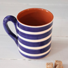 Casa Cubista - Horizontal Stripe Mug - Various Colours