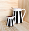 Casa Cubista - Bold Stripe Pitcher 0.5L - Various Colours