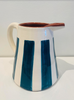 Casa Cubista - Bold Stripe Pitcher 1L - Various Colours