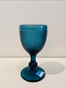 DMG - Wine Stem Glass - Pointed Collection - Various Colours