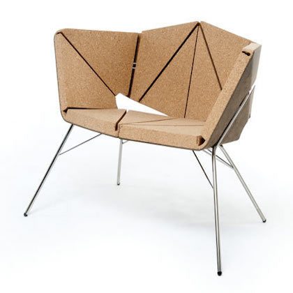 Corque Design - Vinco Cork Chair