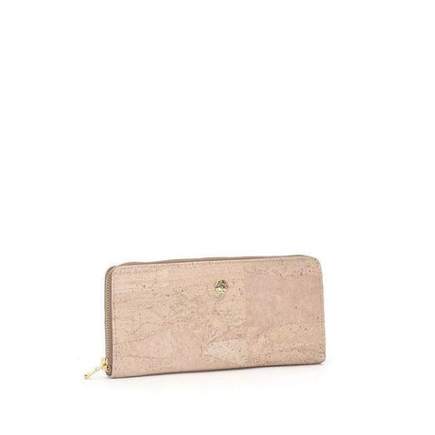 Rok Cork - Anelise Luxe Zip Around Wallet - Various Colours