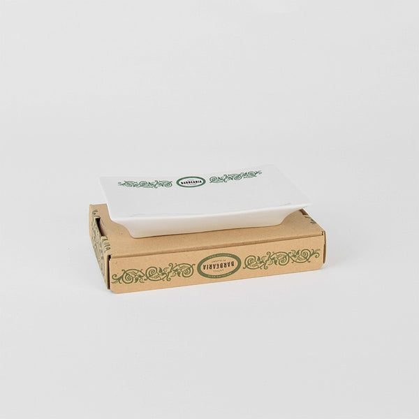 antiga barbearia - soap dish