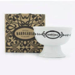 antiga barbearia - porcelain bowl