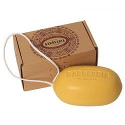 antiga barbearia - soap on a rope, various scents 350g