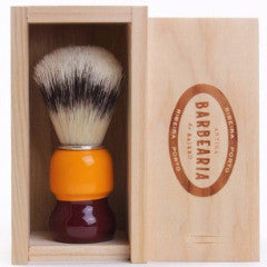 antiga barbearia - shaving brush