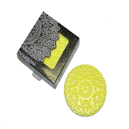 Portugal Gifts - Lace Coasters - Various Colours