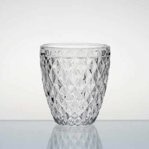 DMG - Colonial Short Tumbler - Transparent
