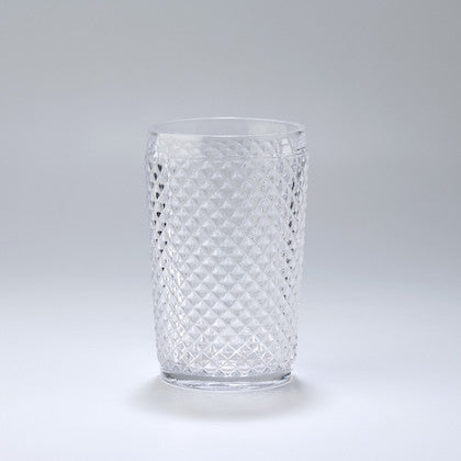 DMG - Pointed Tall Tumbler - Transparent
