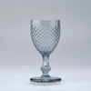 Port Wine Stem Glass - Pointed Set; Various Colours