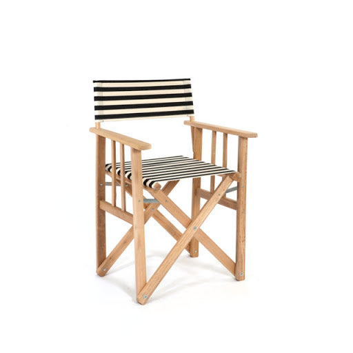 Lona - Director Chair - Various Colours/Patterns