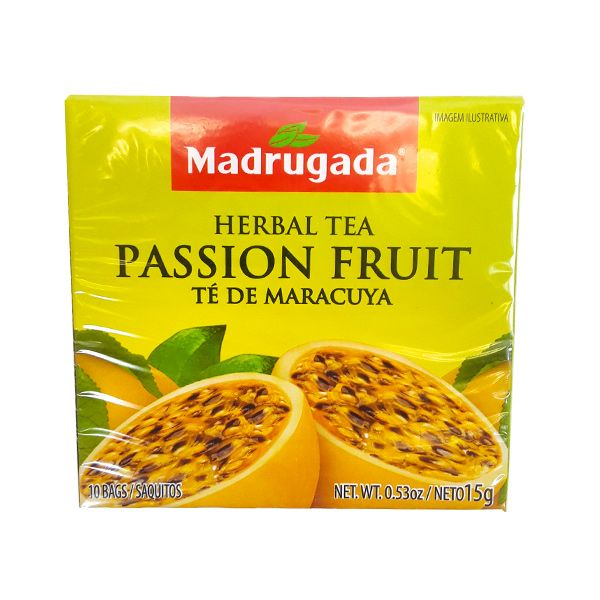 Madrugada - Tea 15g  - Various Flavours