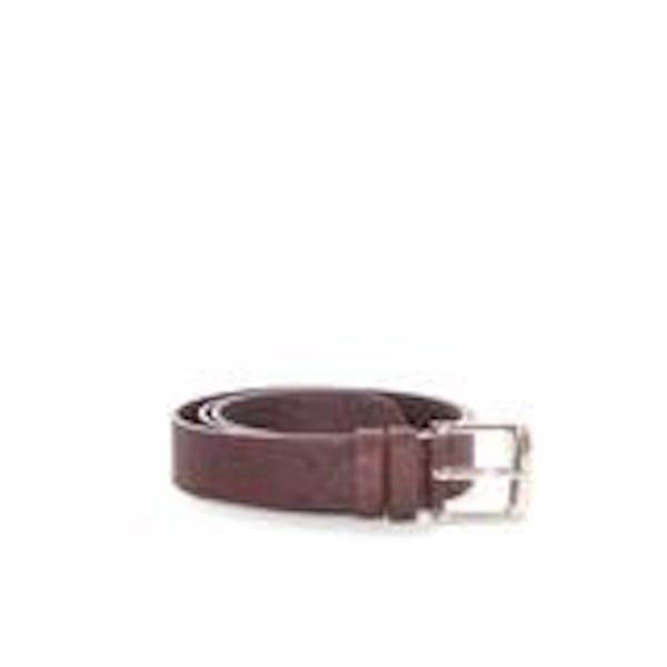 Rok - cork belt, dark brown