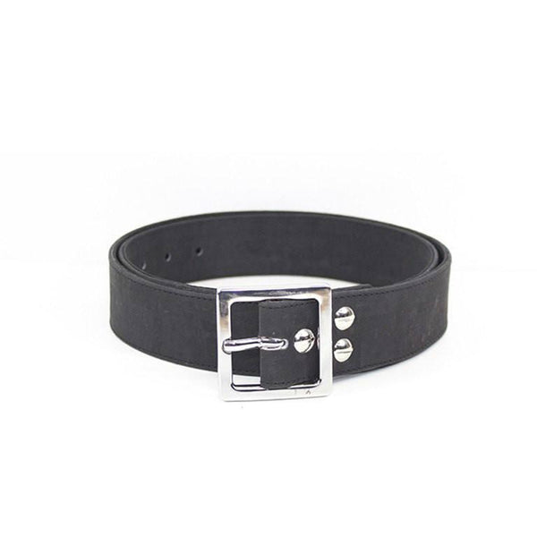 Rok - Cork belt, black