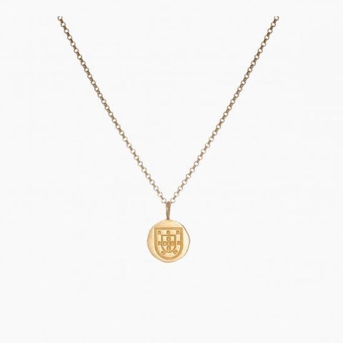 Necklace Escudo