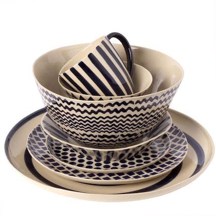 da terra tableware - new york