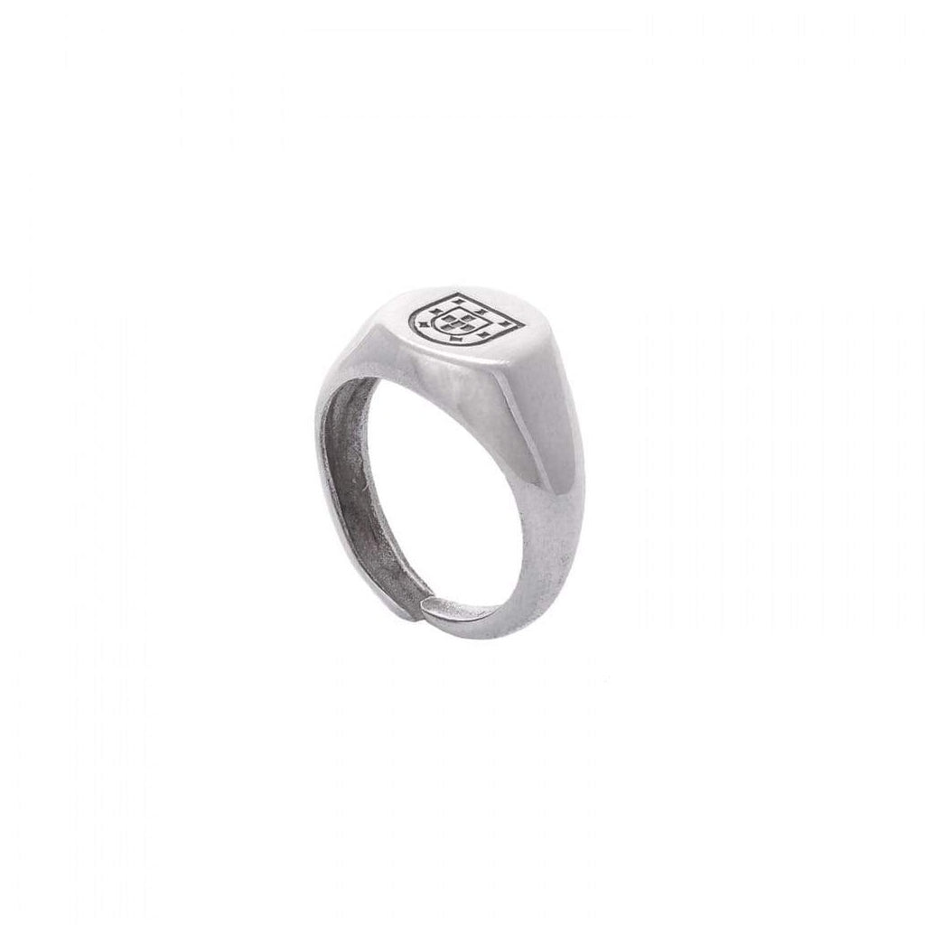 Portugal Jewels - Ring Escudo in Silver