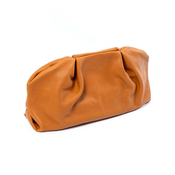 Bjoy - Sandra Leather Clutch - Various Colours