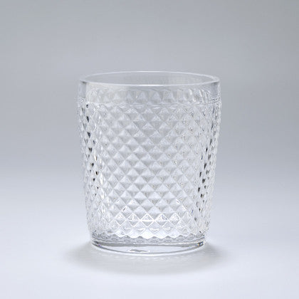 DMG - Pointed Small Tumbler - Transparent