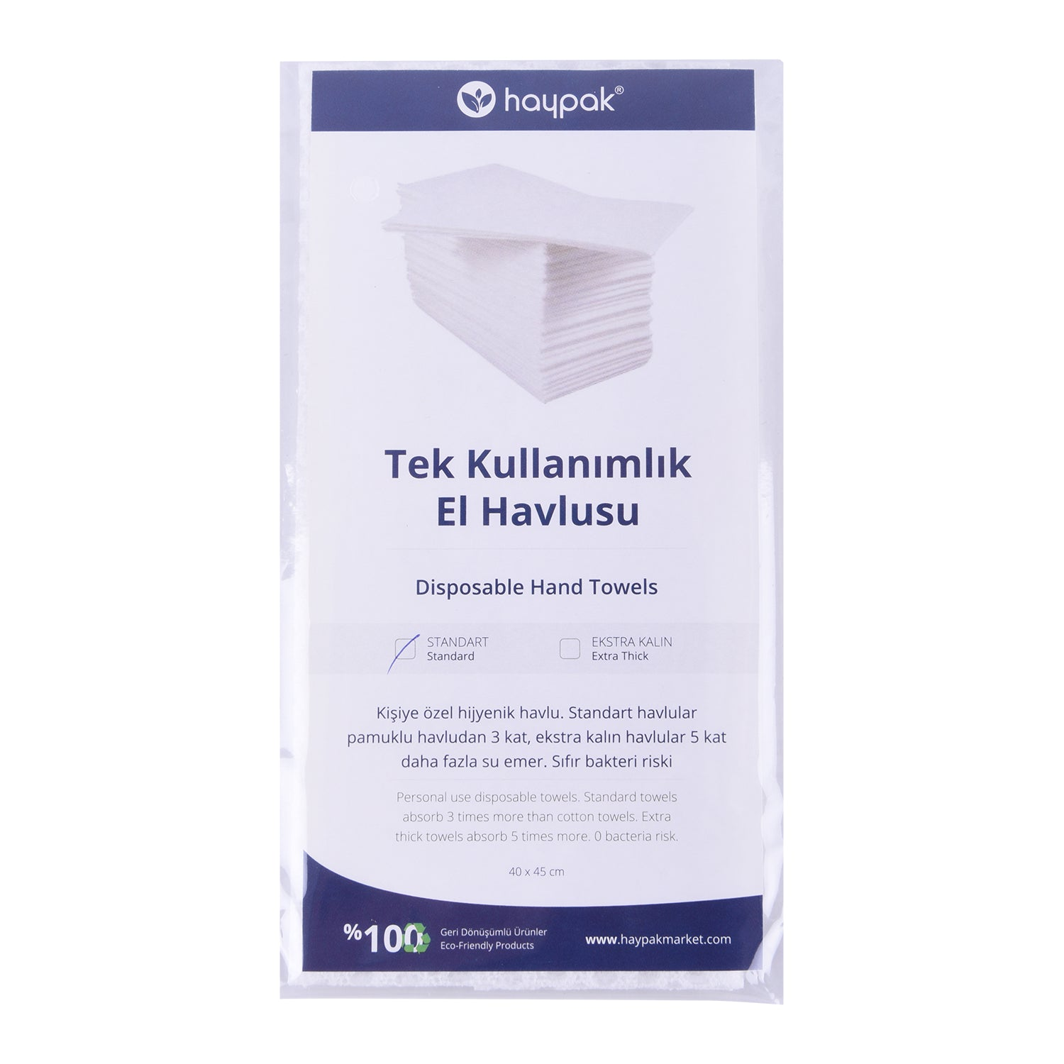 Hand / Face Towel Disposable