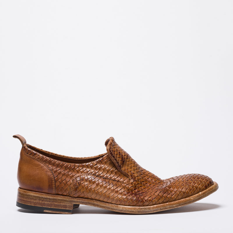 EddyLoo leather loafer