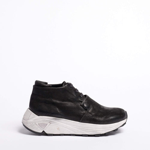 Mandy Sneaker Oiled Nabuk Black