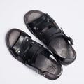 Backy black sandal