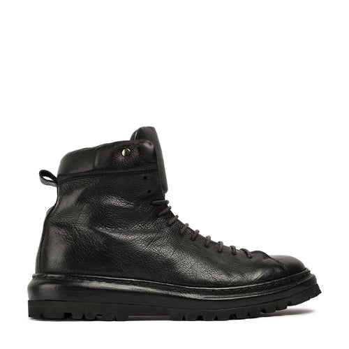 Carl Black Mid Boots