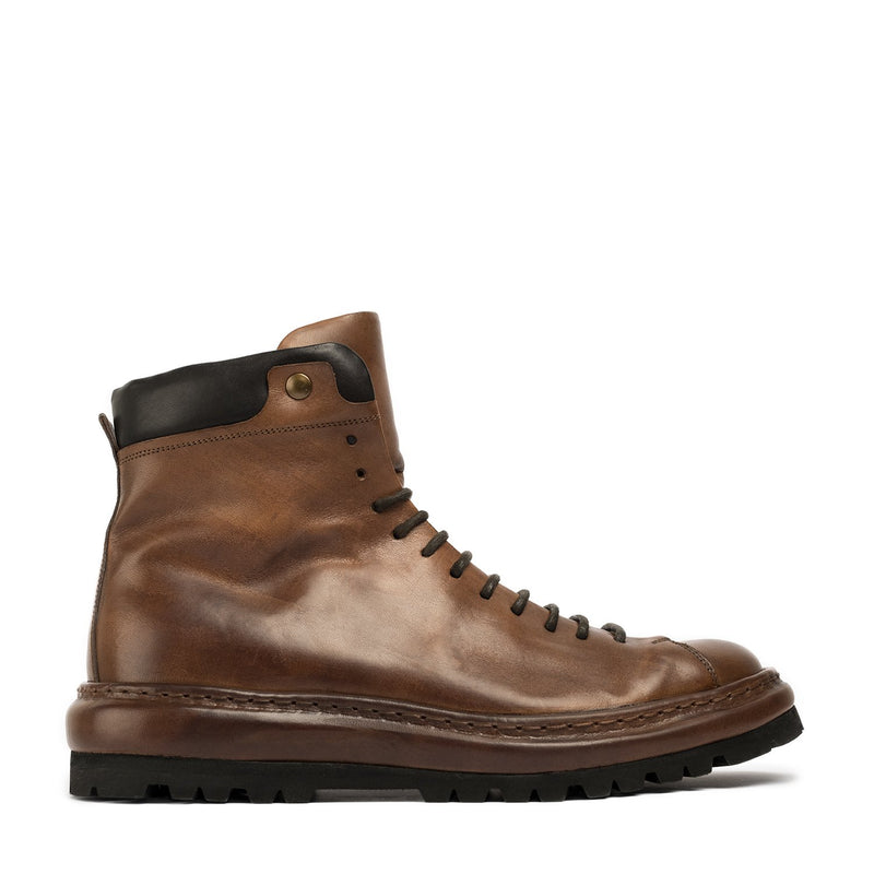 Carl Brown Mid Boots