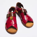 Cionff red sandal