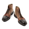 Cobram Brown Mid Laced