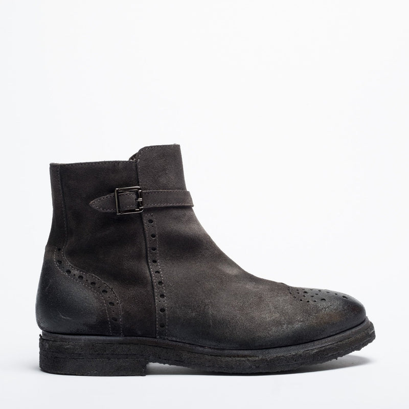 Cole grey urban boot