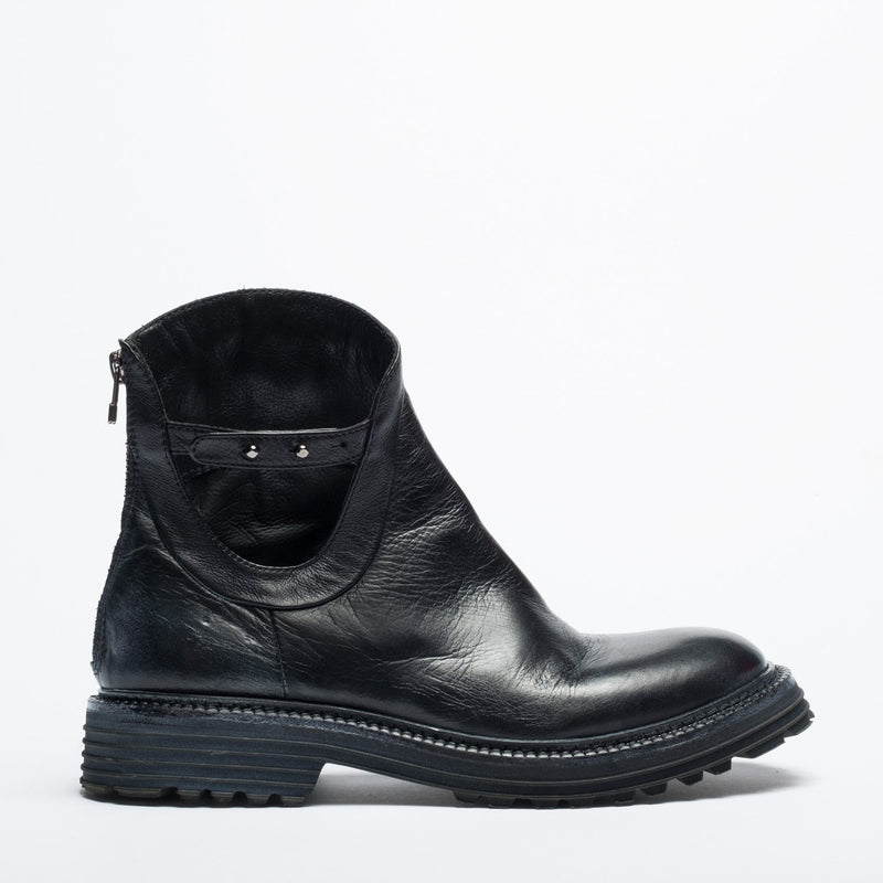 Diane black urban boot