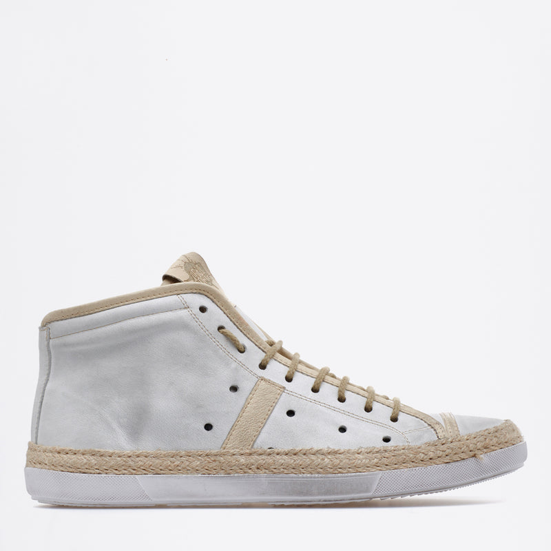 Dirk High Sneakers white