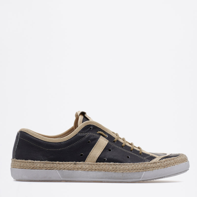 Dirk Lace-up Sneakers black
