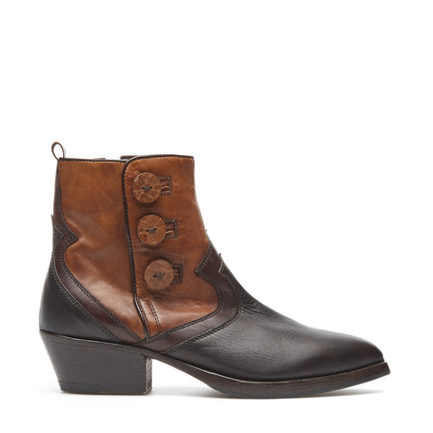 Ellie West Ankle Boots