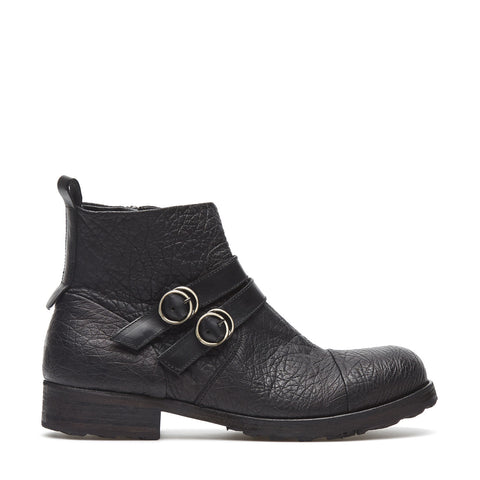 Frank Double Ankle Boots