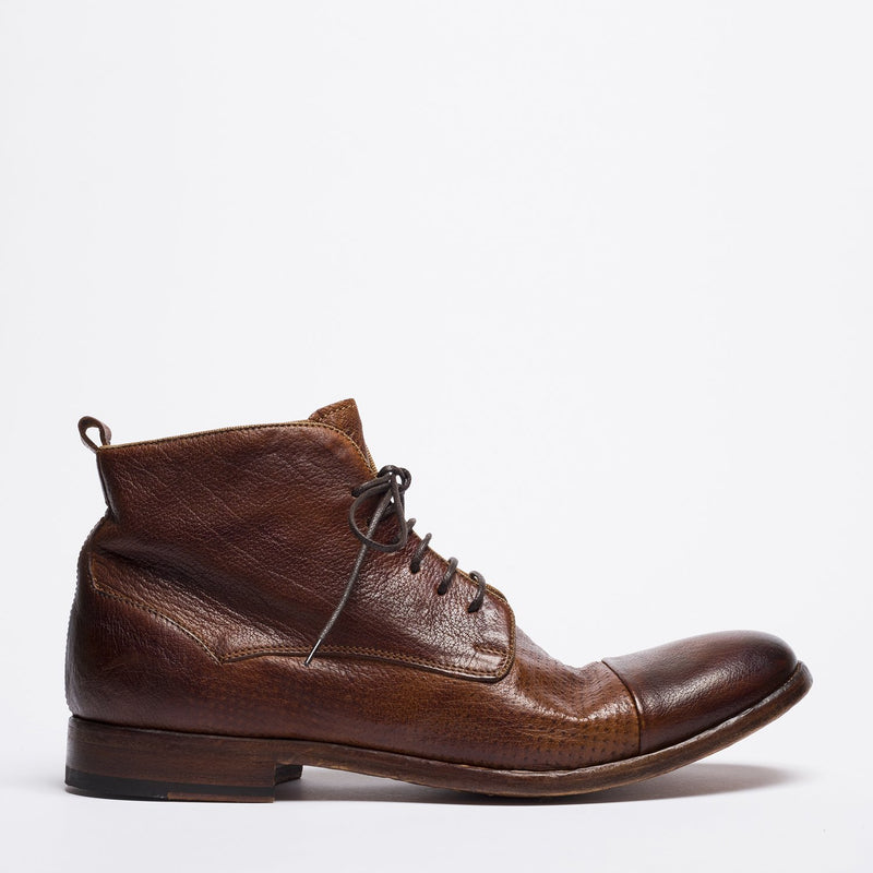 Harrison brown laced shoes